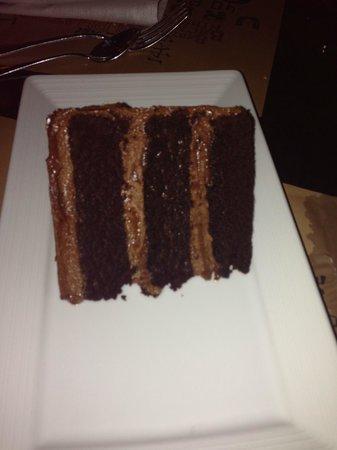 Urban Table: chocolate cake