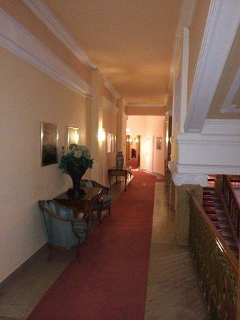 Hotel Sacher Salzburg: zu den Zimmern