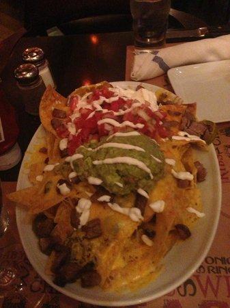 Urban Table: nachos
