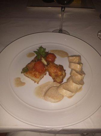 Zazen Restaurant: Supreme de volaille