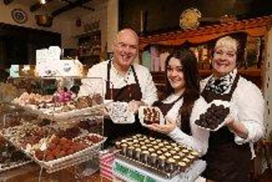 Grasmere Chocolate Cottage : family affair