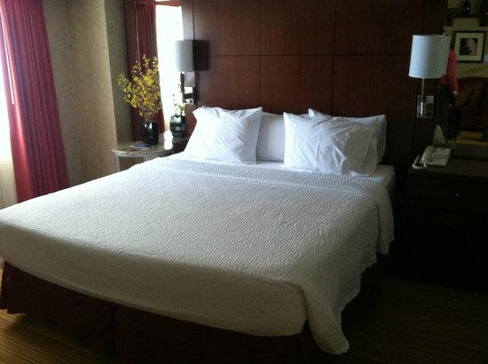 Residence Inn Minneapolis Downtown/City Center : King Size Bed