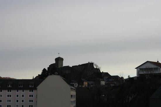 Appart'Hôtel Odalys Lorda : vista dalla 515