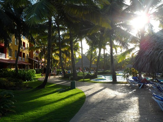 Tropical Princess Beach Resort & Spa: pileta