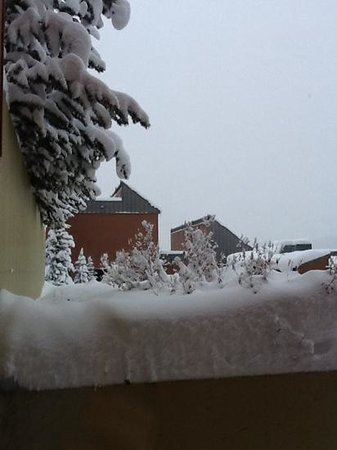 DoubleTree by Hilton Breckenridge: View from bedroom
