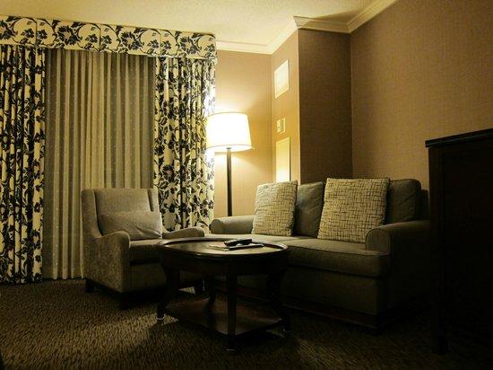 InterContinental Toronto Yorkville : Room again
