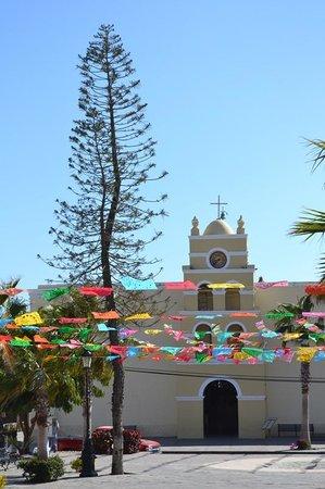 Mision de Nuestra Senora del Pilar: Mission Church, Todos Santos