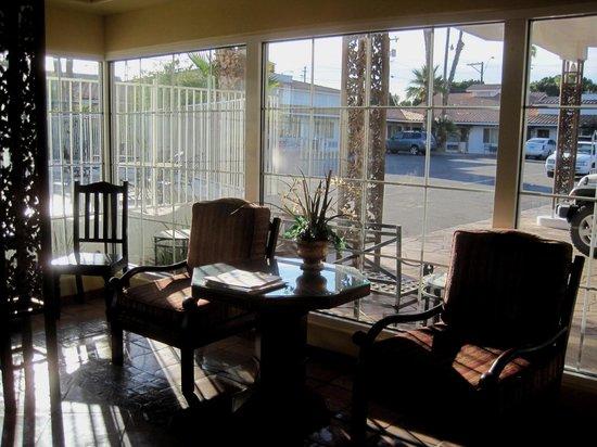 Coronado Motor Hotel-Yuma: Lobby