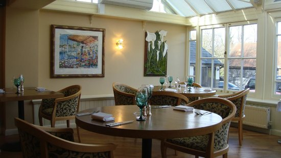 The Starr Restaurant: Part of the spacious restaurant