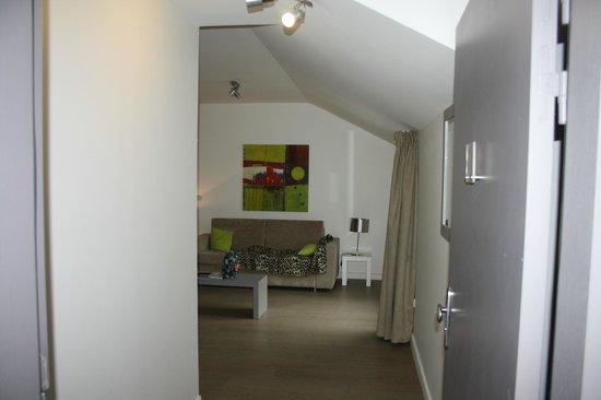 Appart'Hôtel Odalys Lorda : studios 518 entrata