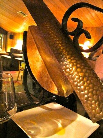 Le Bistro : Raclette au Lait!
