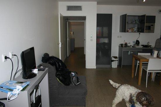 Appart'Hôtel Odalys Lorda : studios 518