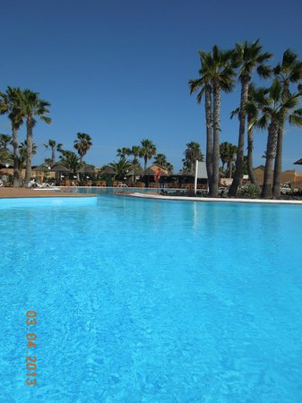 Oasis Duna Hotel: pool