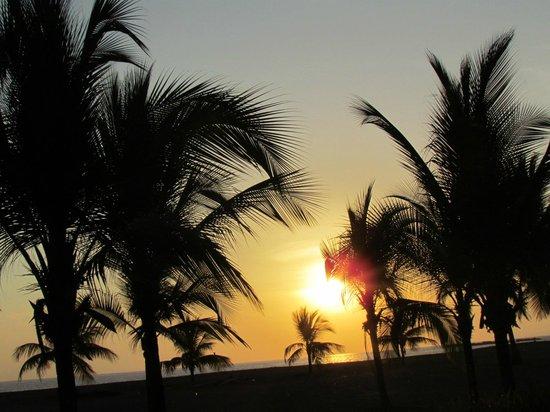 Bahia Encantada : Amazing Sunsets