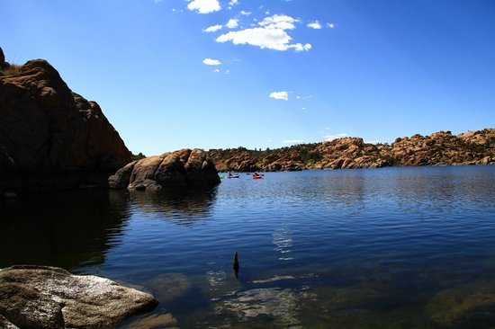 Prescott Peavine National Recreation Trail : Granite Dells by Matt White
