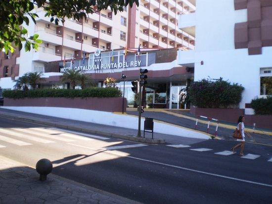 Las Caletillas, España: HOTEL PUNTA DEL REY