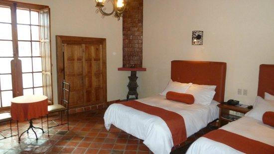 Diego De Mazariegos: Room #315
