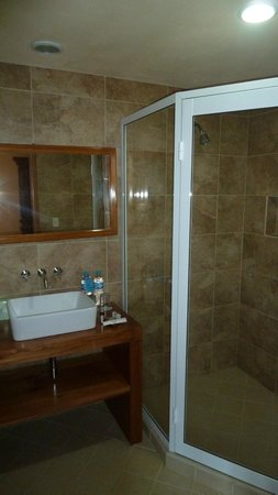 Diego De Mazariegos: Bathroom