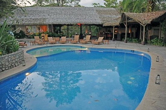 Arenas del Mar Beachfront & Rainforest Resort : Hotel pool
