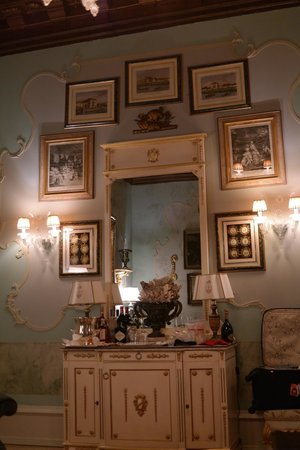 The Gritti Palace, A Luxury Collection Hotel : Punta della dogana suite 210