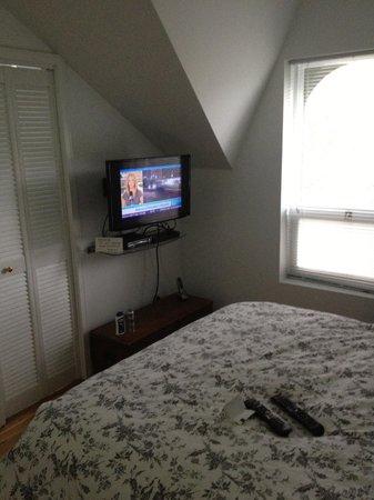 Baldwin Village Inn: 3rd floor bedroom