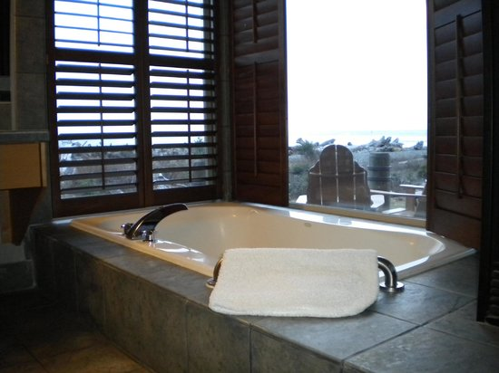 Quileute Oceanside Resort: Jacuzzi