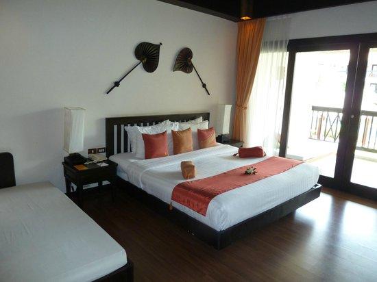 Bandara Resort & Spa : Our room
