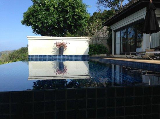 The Pavilions Phuket : Infinity pool Villa #19