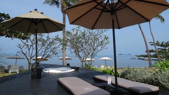 Mercure Koh Chang Hideaway Hotel: My view most days