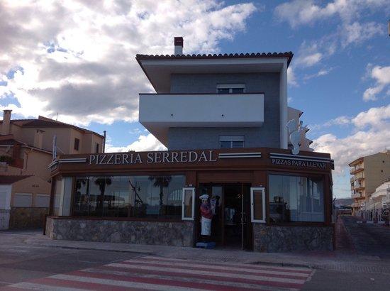 Pizzeria Serredal: Nueva reforma 2014