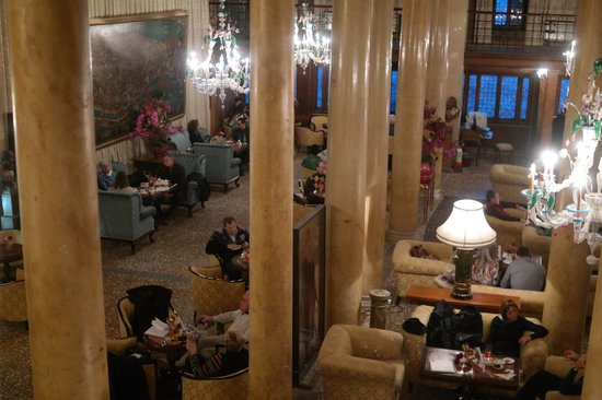 Hotel Danieli, A Luxury Collection Hotel: Lobby lounge