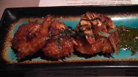 Bonefish Grill: Coconut shrimp