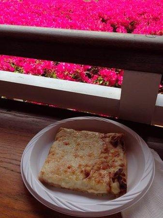 Hyatt Regency Aruba Resort and Casino: Best pizza ever