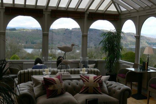 Linthwaite House: Lounge