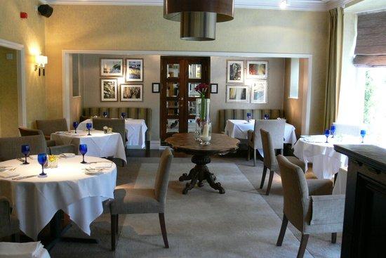 Linthwaite House: Dining room