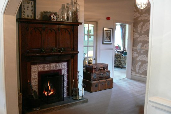 Linthwaite House: Reception