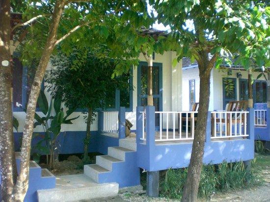 Soontreeya Lanta : Our bungalow