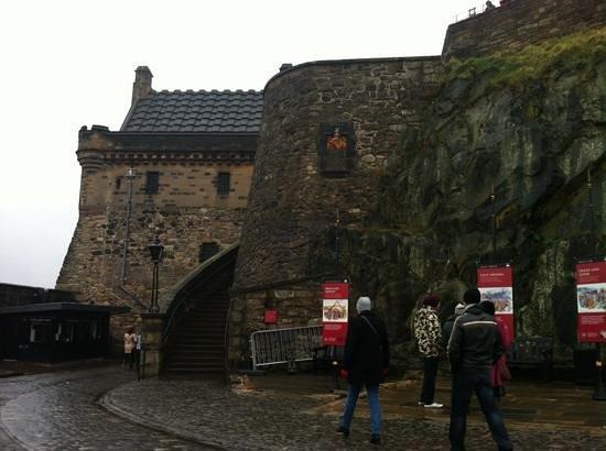 Edinburgh Castle: Castillo de Edimburgo