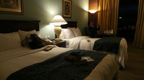 Jordan Valley Marriott Resort & Spa: perfect room i got