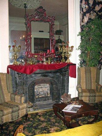Olivier House Hotel: Lobby
