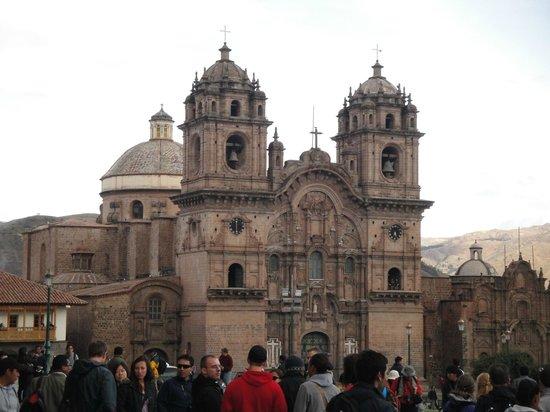 Plaza de Armas (Huacaypata): Catedral