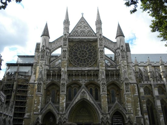 Westminster Abbey: Abbazia di Westminster
