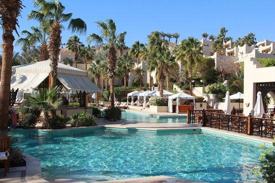 Four Seasons Resort Sharm El Sheikh: the beautiful pool