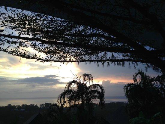 360 ̊ Bar: Sunset view