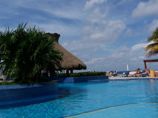 El Cozumeleno Beach Resort : Pool