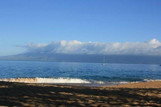 Royal Lahaina Resort : Early morning on Kaanapali Beach