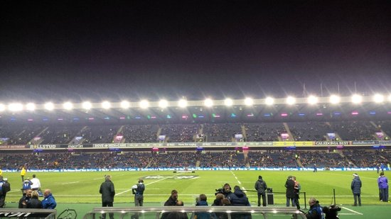 BT Murrayfield Stadium: Murrayfield
