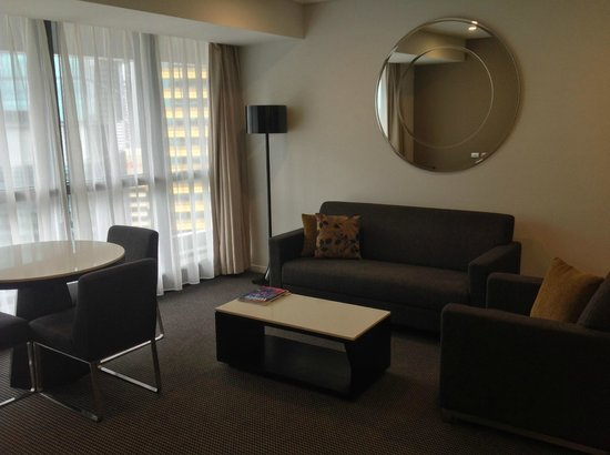Meriton Serviced Apartments Brisbane on Herschel Street: 1-Bedroom Apartment