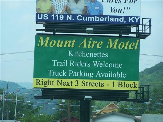 Mount Aire Motel: You've found the best place to stay!
