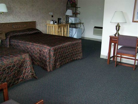 Mount Aire Motel: Large or small groups may be accommodated